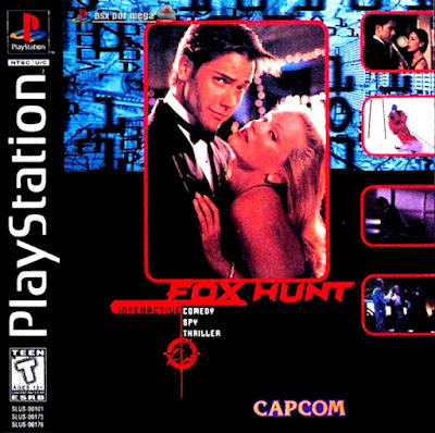 descargar fox hunt psx mega