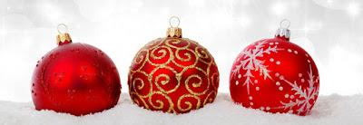 bolas navideñas tradicionales