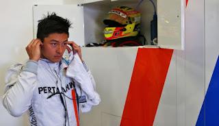 Manor Racing Akui Sudah Mengecewakan Rio Haryanto