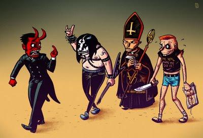 7 Kelebihan Setan Dibandingkan Manusia