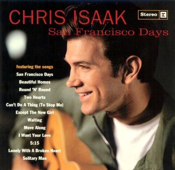 Lansure S Music Paraphernalia Chris Isaak Press Kits