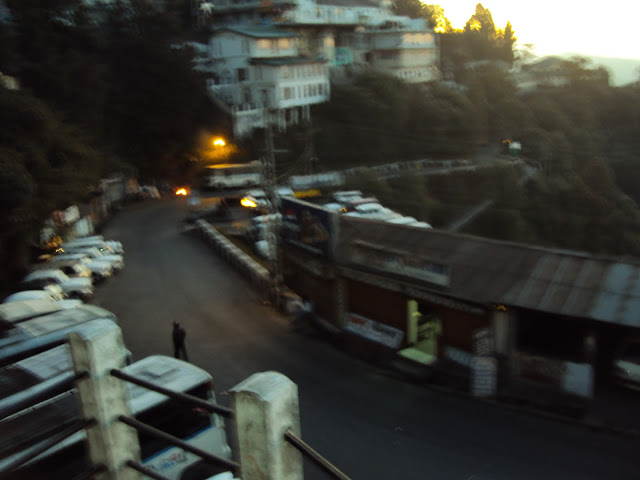 parking in mussoorie