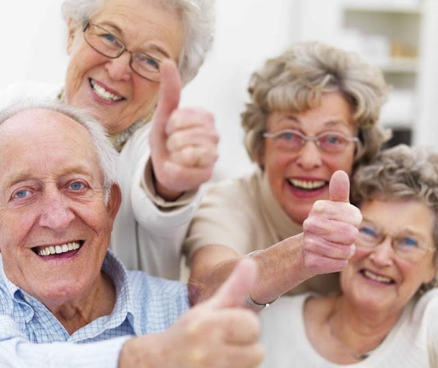 Công dụng của nấm linh chi vàng đối với người cao tuổi.