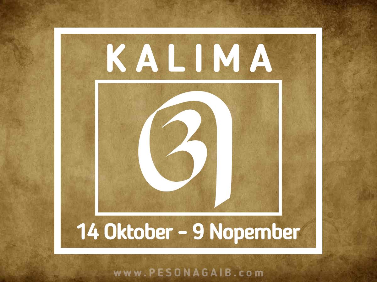 Ramalan Mangsa Kalima (14 Oktober – 9 Nopember)