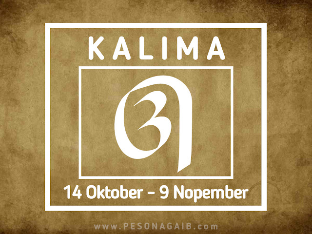 Ramalan Mangsa Kalima (14 Oktober - 9 Nopember)