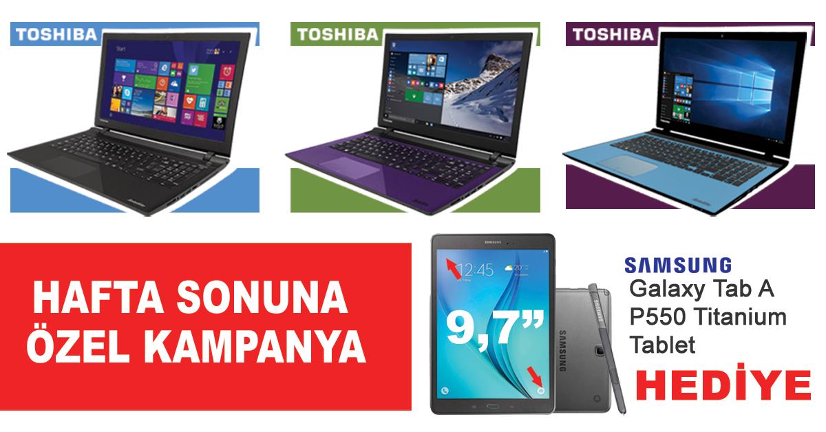 Toshiba Kampanya Evkur