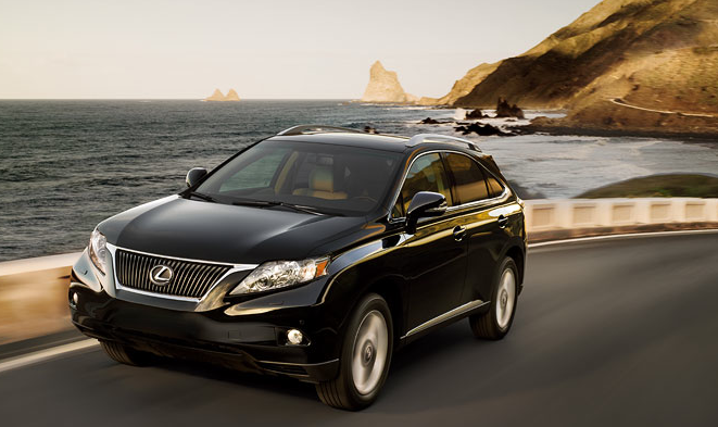 2011 lexus RX 350 Owners Manual Pdf