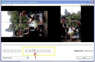 Cara Edit Video Yang Terbalik Atau Miring