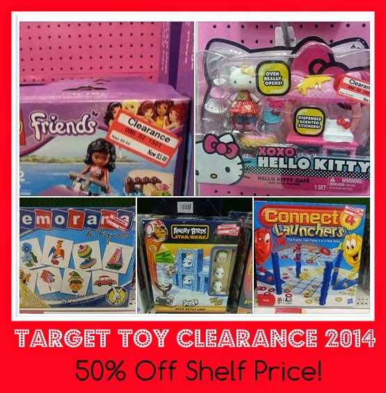 Target Toy Clearance 2014 Save 50 Off Dora Hello Kitty