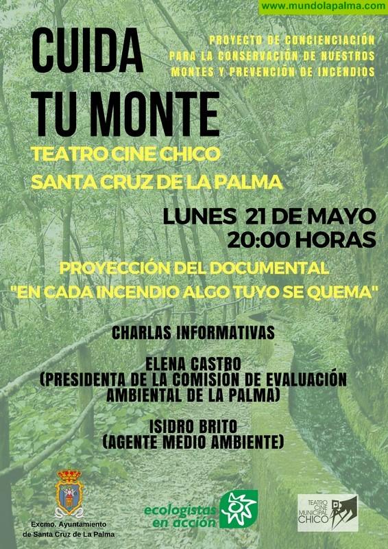 El Ayuntamiento y Ecologistas en Acción inician un proyecto de concienciación para conservar el monte y prevenir incendios