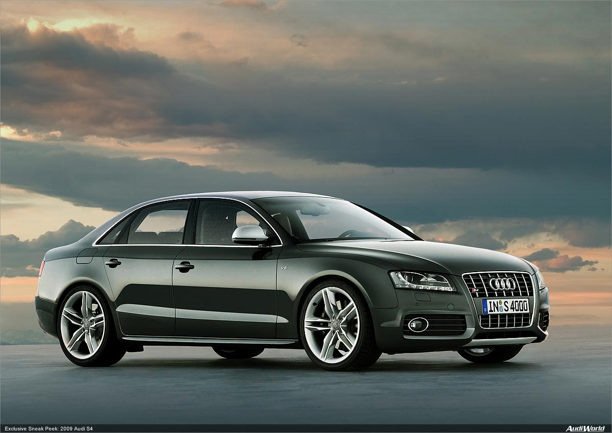 Audi a4 avant 2008 specifications 1