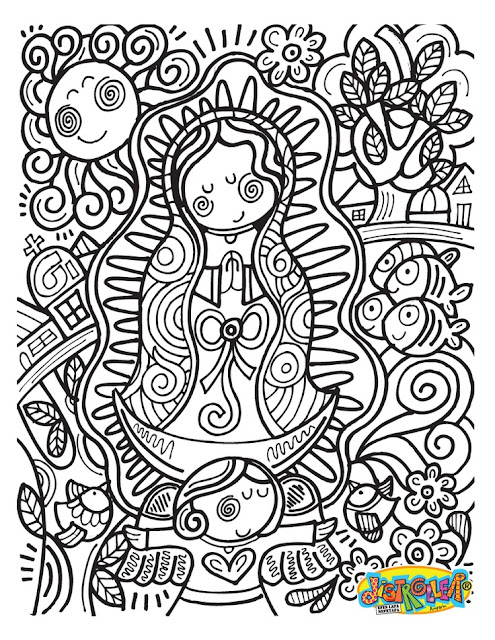 Fichas de Primaria Dibujos para colorear