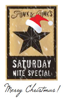 Saturday Nite Special, a link party via Funky Junk Interiors