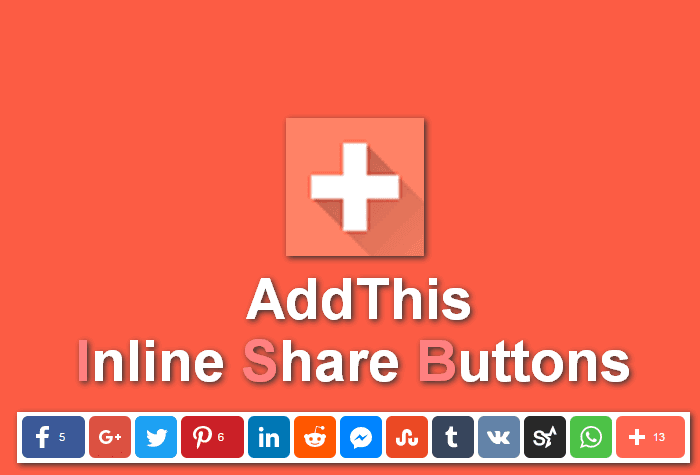 Get sharing buttons for Blogger-How To Add Social Share Buttons Every Blogger Posts