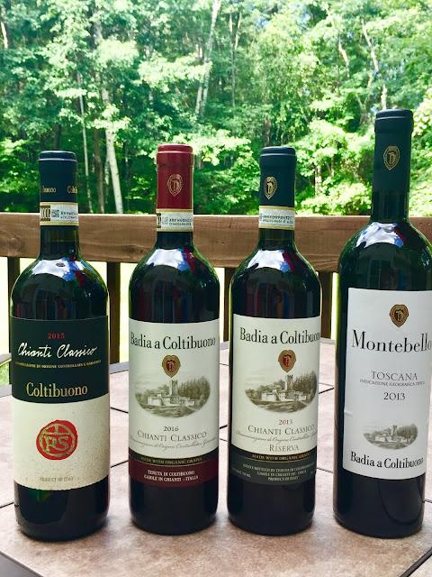 Badia a Coltibuono wines Gaiole in Chianti