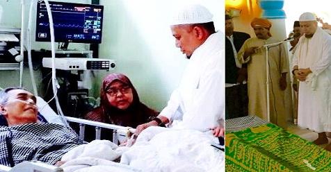 Innalillahi, Ulama Aceh Sekaligus Mertua Ustadz Arifin Ilham Ini Meninggal Dunia