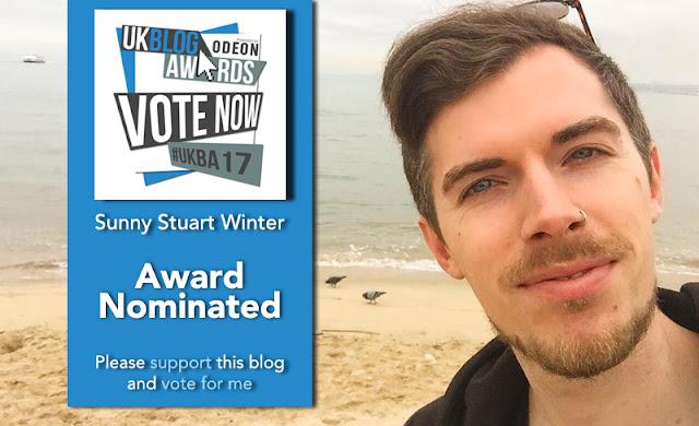 Award Nominated Blogger Sunny Stuart Winter