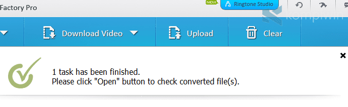 Cara Convert/Ubah Format Video Mudah di PC/Laptop 1