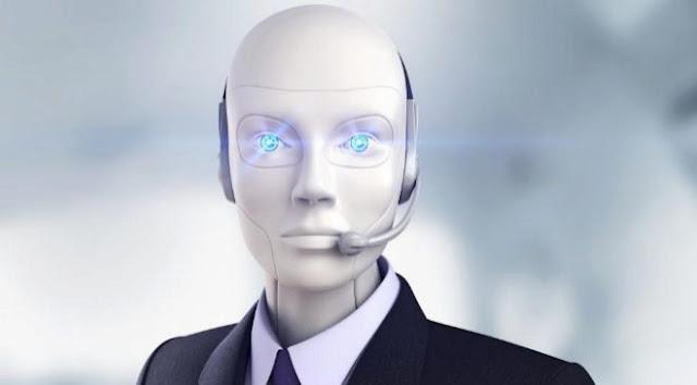 robot 7 profesiones peligro Andorides