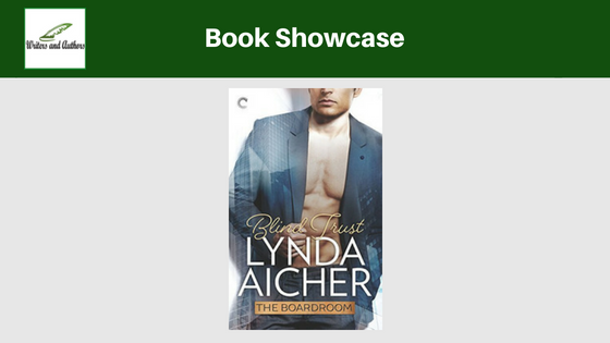 Book Showcase: Blind Trust by Lynda Aicher. Includes giveaway!