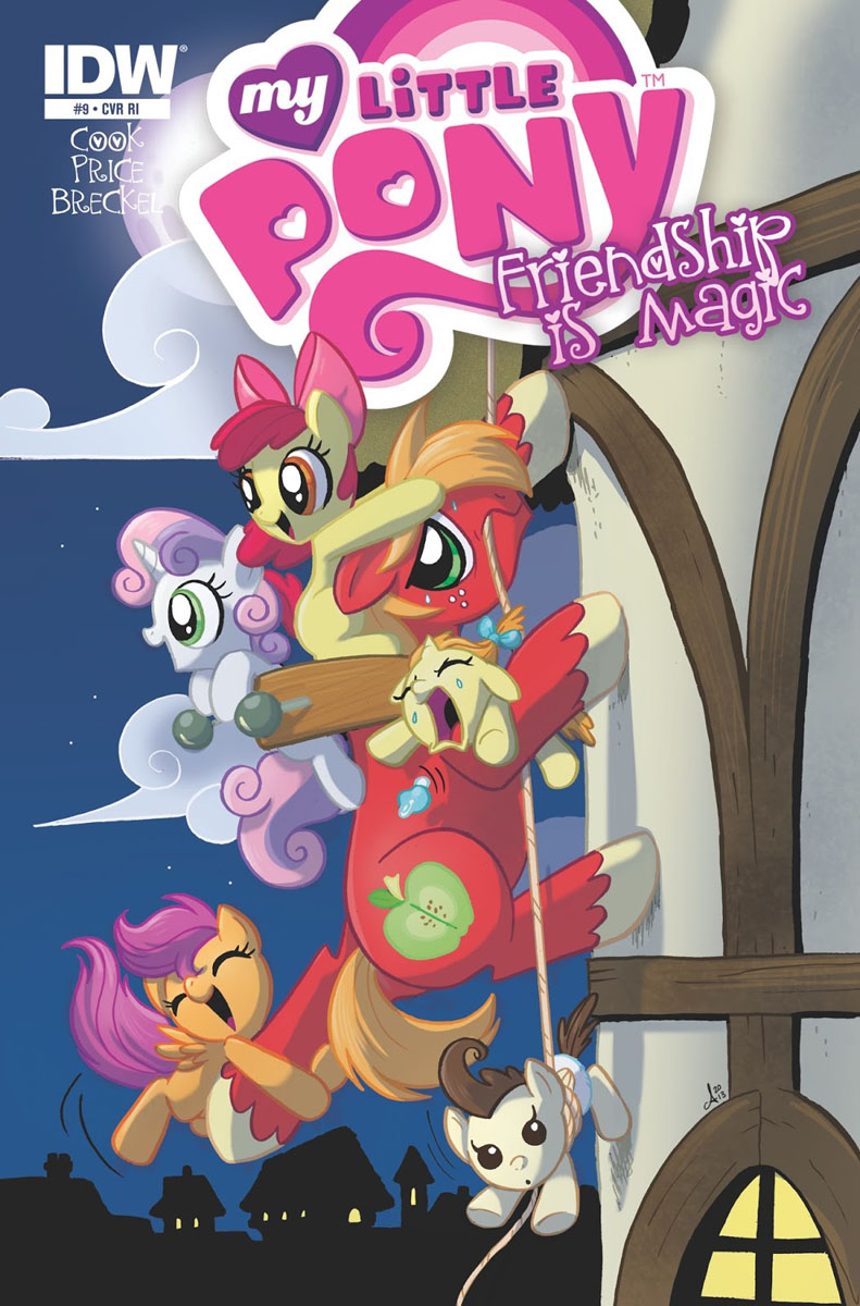 Mlp Friendship Is Magic Issue Amp 9 Comic Covers Mlp Merch
