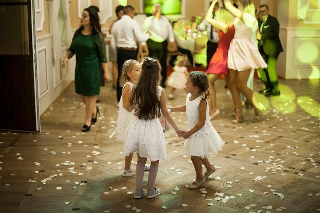 Jakie atrakcje dla dzieci na wesele?