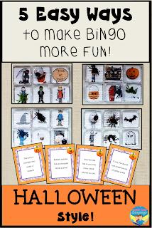 Tips for Making Bingo Interactive!
