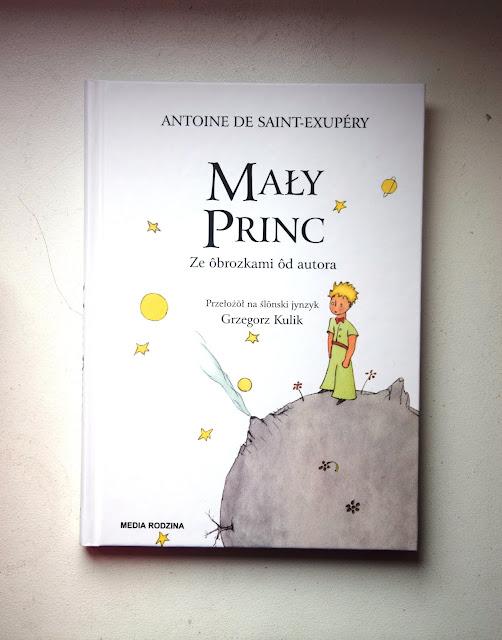 """Recenzje #82 - """"Mały Princ"""" - okładka książki pt. """"Mały Princ"""" - Francuski przy kawie"""