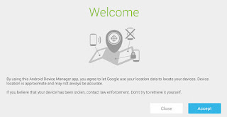 Android Device Manager Google play