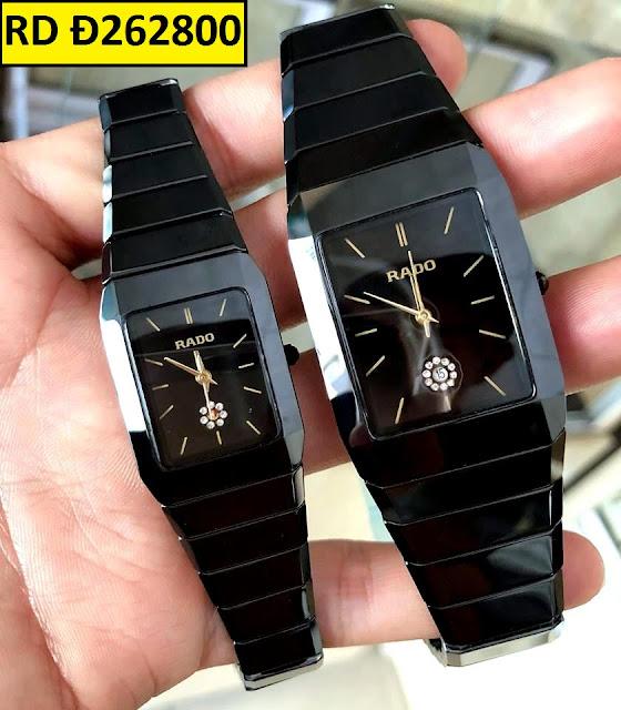Đồng hồ cặp đôi Rado Đ262800
