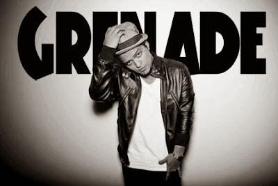 Lirik Lagu Bruno Mars - Grenade Lyrics
