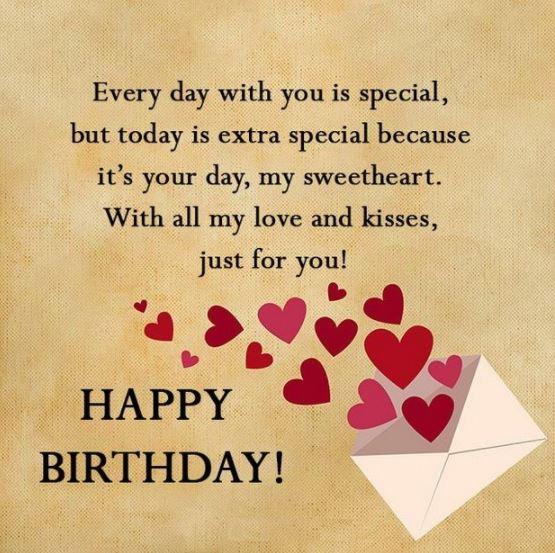 Valentine Card Design Happy Birthday Card Message