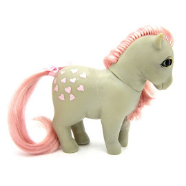 MLP Perla Year Two Brekar Piggy Ponies G1 Pony