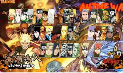 Naruto Senki Mod Apk for Android All Version Complete ...