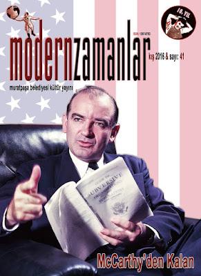 Modern Zamanlar 41. Sayı (Kış)