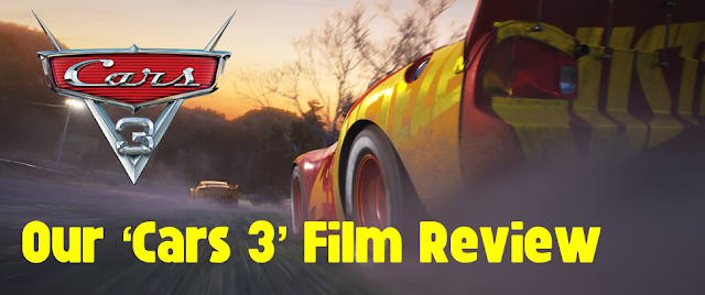 Cars 3 film review