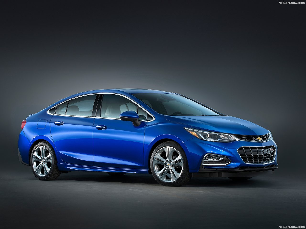 Chevrolet Cruze 2016-Best Selling Cars