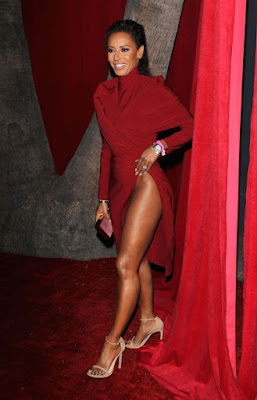 Mel b almost naked