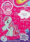 My Little Pony Wave 12B Sweetie Blue Blind Bag Card
