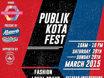 INSTA : PUBLIK KOTA FEST