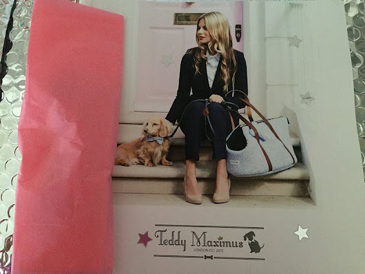 Teddy Maximus - Dog Bow Tie Review
