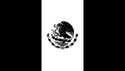 Bandera negra de Mexico