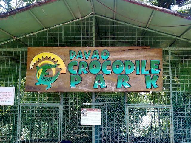 Davao City Destinations, Davao Crocodile Park