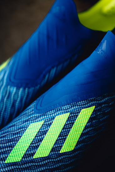 f4cbad9beef9 Standard Adidas X 18+ Purespeed Apart from the customization, Mo Salah's  2018 World Cup ...