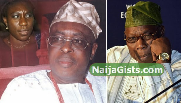 iyabo obasanjo paid letter father