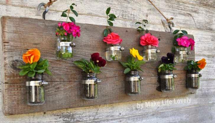 12 Ideas Brillantes Para Reciclar Cosas Viejas Y Decorar Nuestra - Ideas-para-reciclar-cosas