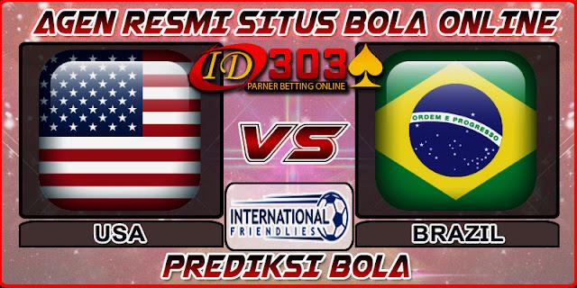 PREDIKSI BOLA AMERIKA SERIKAT VS BRASIL 08 SEPTEMBER 2018