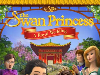 Movie: The Swan Princess: A Royal Wedding (2020) (Download Mp4)