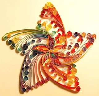 Paper Quilling Patteren and Designs