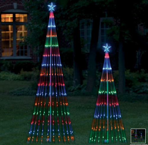 Light Show Outdoor Christmas Tree:Christmas Speace